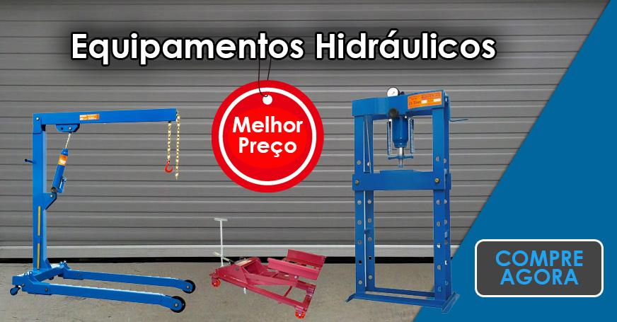 Equipamentos Hidraulicos
